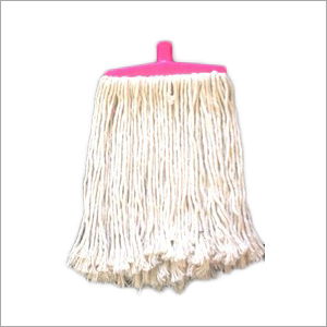 White Cotton Mop Head