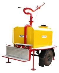 firefighting foam trailer