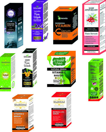 Cosmetics Packaging Box