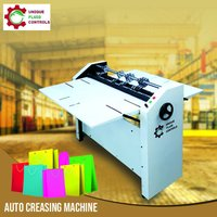 Auto Roller Creasing Machine