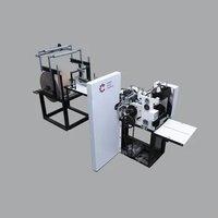 Disposable Paper Bag Making Machine