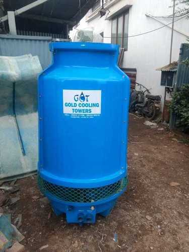 10TR Round Type FRP Cooling Tower
