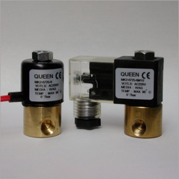 MK2S-06 2 Way Solenoid Valves