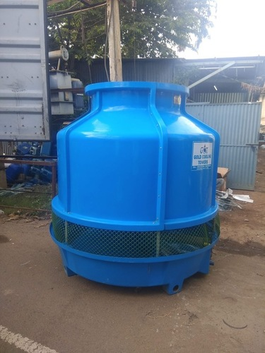40TR Round Shape Cooling Tower