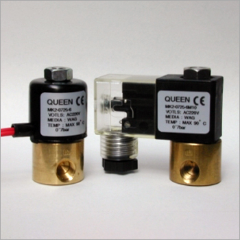 MK2S Normally Closed Solenoid Valve