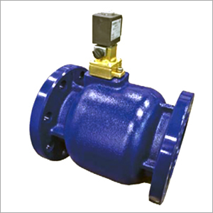 2 Port 2 Position Pilot Solenoid Valve With Manual Device