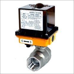 JS-01 02 Series Flow Control Motor Valve