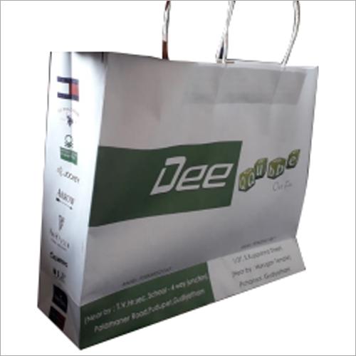 Designer Print Paper Bag
