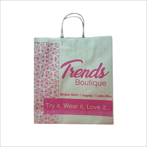 Promotional Printed Paper Bag