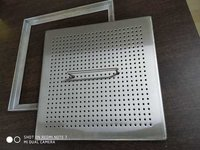 SS 304 Drain Grates with SS Frame