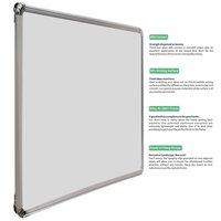 White Ceramaic Board