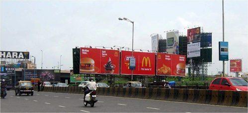 MCD & PWD HOARDING ADVERTISING
