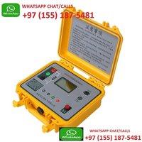 Digital Megger Insulation Resistance Tester