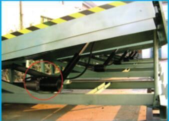 Fixed Type Hydraulic Bock Leveler