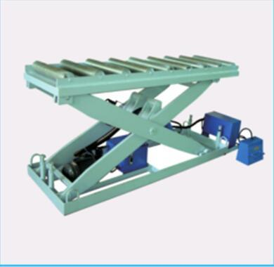 Special Type Hydraulic Lifting Platform