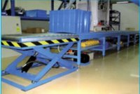 Special Type Hydraulic Lifting Platform