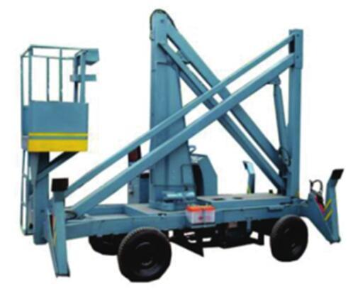Crank-Type High-Raised Lifting Platform