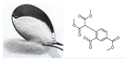 Methyl 4-(Di(Methoxycarbonyl)Methyl)-3-Nitrobenzoate CAS 1160293-27-5