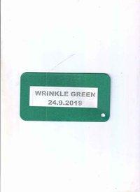 Wrinkle Green