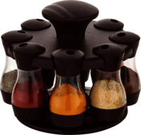 Masala Storage Deluxe 8 Jars