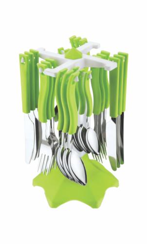 Swastic Cutlery Set