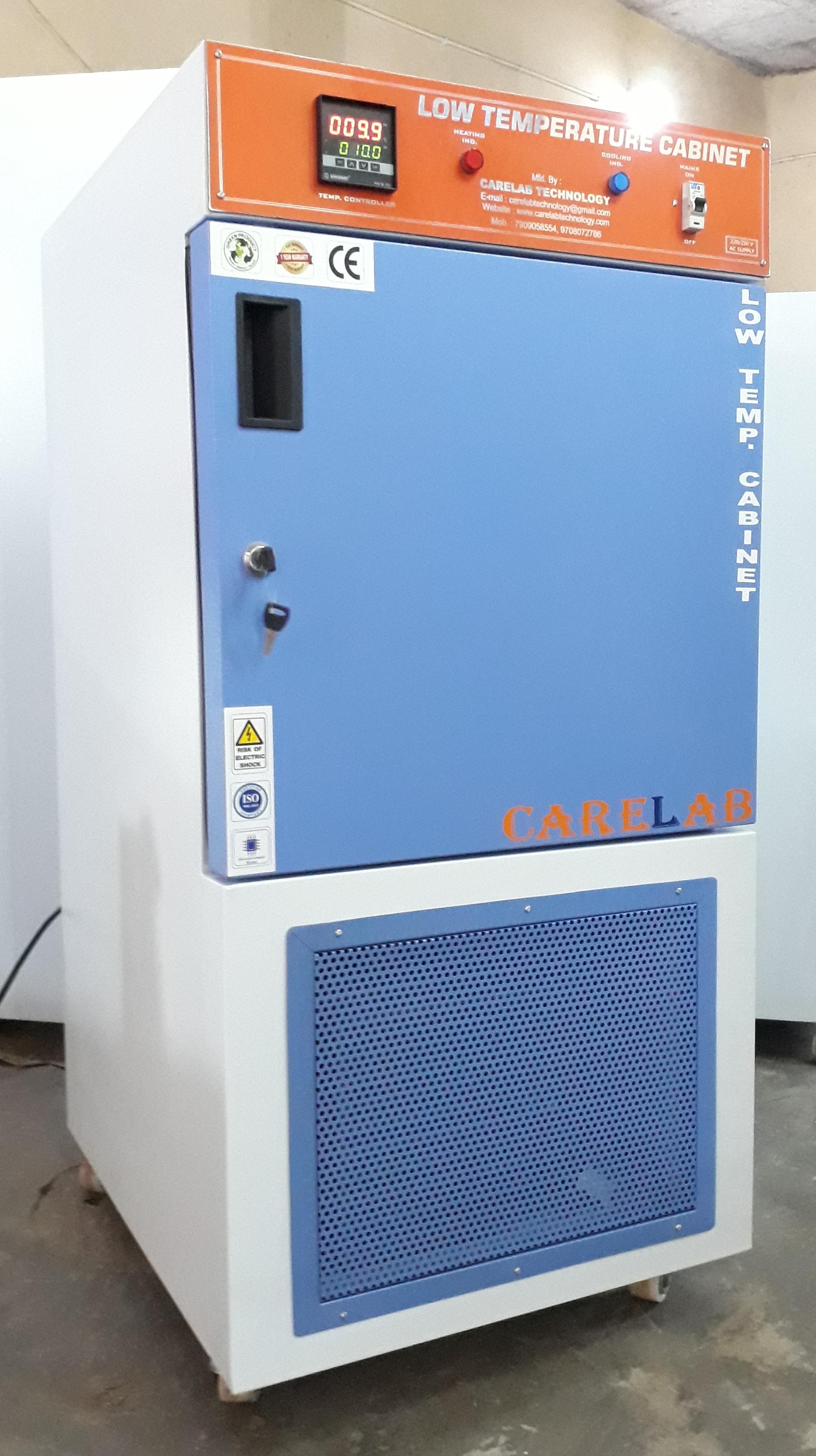 Low Temperature Cabinet