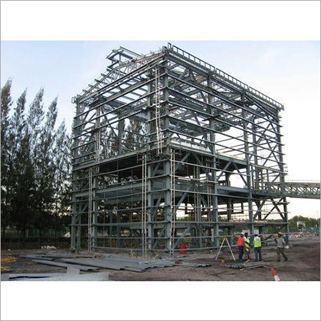 MS STRUCTURE FABRICATION