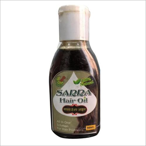 Herbal Natural Hair Oil