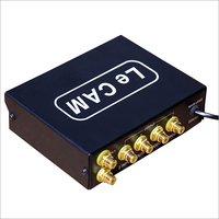 2 Input 4 Output Video Splitter