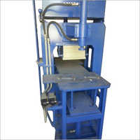 Manual Hydraulic 40 Ton Brick Making Machine