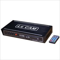 4 Input 8 output video splitter with usb(Front View )