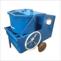 Automatic Laboratory Concrete Pan Mixer