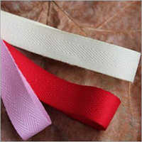 Multicolor Cotton Twill Tape