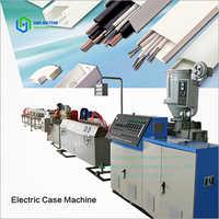 PVC Electrical Trunking Making Machine