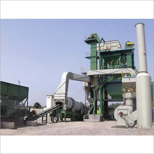 Counter Flow Asphalt Mixing Plant