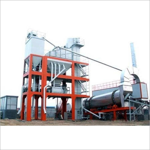 Asphalt Drum Hot Mix Plant