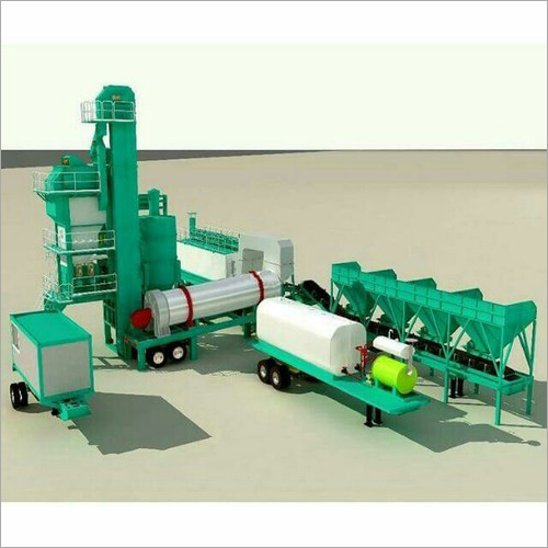 DM 50 Asphalt Hot Mix Plant