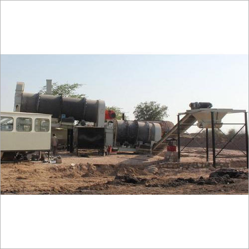Counter Flow Hot Drum Mix Plant