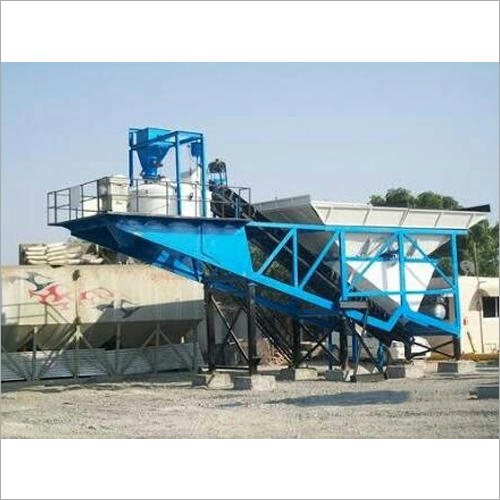 CCP-30 Concrete Batch Mix Plant