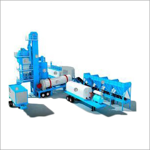 Industrial Asphalt Batching Plant