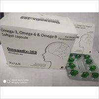 OMEGA-3, OMEGA-6, OMEGA-9
