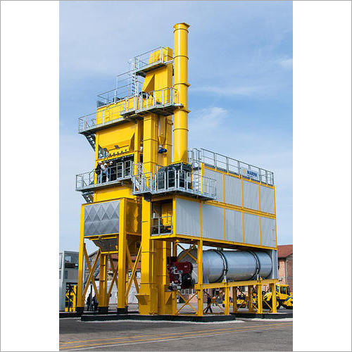 Industrial Asphalt Batch Mix Plant