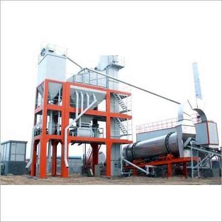 Asphalt concrete Batch Mix Plant