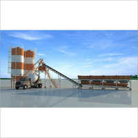 Industrial Ready Mix Concrete Plant