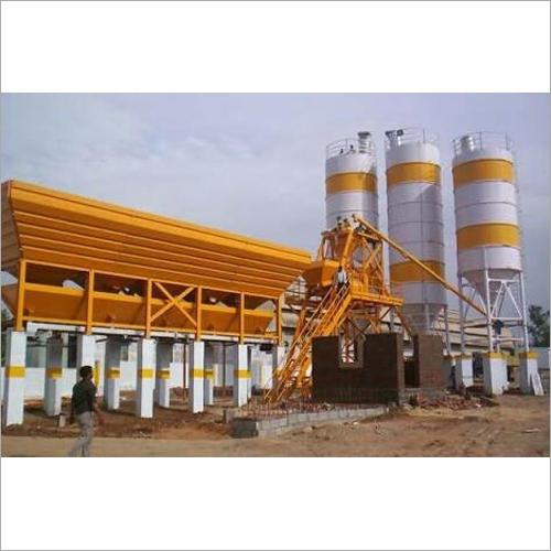 Building Construction Ready Mix Concrete Plant