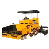 Portable Asphalt Paver Finisher