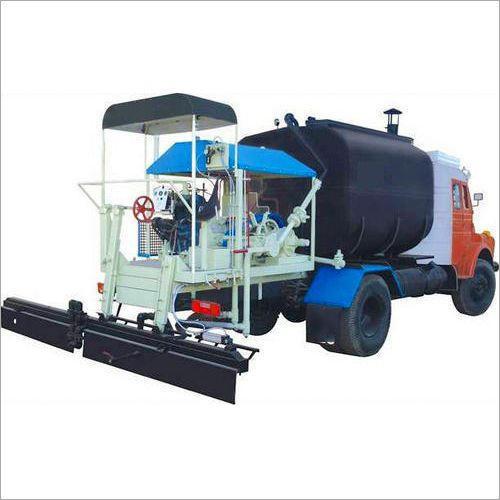 Pressure Bitumen Sprayer