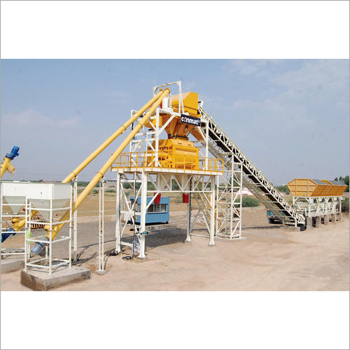 Concrete Batch Mix Plant