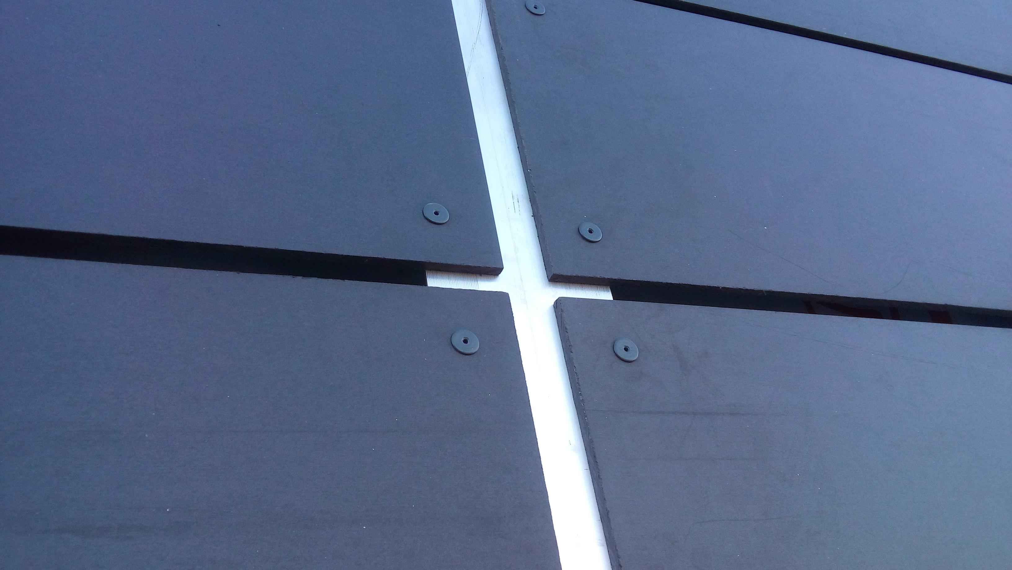 HPL blind rivets