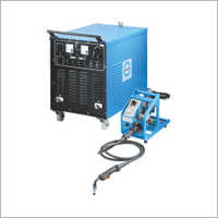 MIG 400T Diode Controller Welding Machine